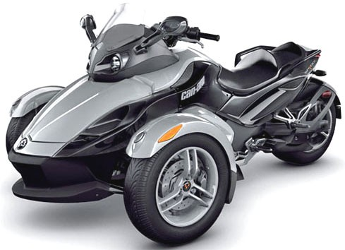 BRP Can-Am SPYDER GS