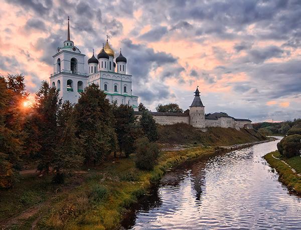 SPYDER ТУР 1000-ЛЕТНЯЯ РУСЬ